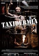 Taxidermia - Norwegian Movie Poster (xs thumbnail)