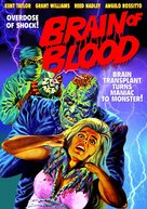 Brain of Blood - Movie Cover (xs thumbnail)