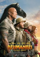 Jumanji: The Next Level - Latvian Movie Poster (xs thumbnail)