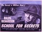 School for Secrets - British Movie Poster (xs thumbnail)