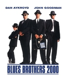 Blues Brothers 2000 - Movie Poster (xs thumbnail)