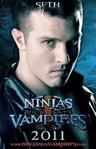 Ninjas vs. Vampires - Movie Poster (xs thumbnail)