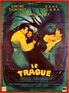Gunman in the Streets - French Movie Poster (xs thumbnail)