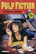 Pulp Fiction - Austrian Movie Cover (xs thumbnail)