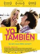Yo, también - French Movie Poster (xs thumbnail)