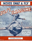 Just Imagine - poster (xs thumbnail)