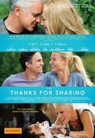 Thanks for Sharing - Australian Movie Poster (xs thumbnail)