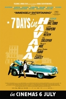 7 días en La Habana - British Movie Poster (xs thumbnail)