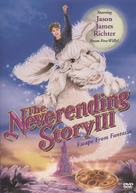 The NeverEnding Story III - DVD cover (xs thumbnail)