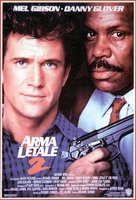 Lethal Weapon 2 - Italian Movie Poster (xs thumbnail)