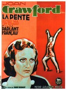 Dance, Fools, Dance - French Movie Poster (xs thumbnail)