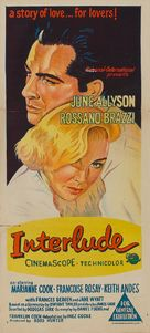 Interlude - Australian Movie Poster (xs thumbnail)