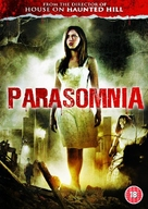 Parasomnia - British Movie Cover (xs thumbnail)