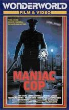 Maniac Cop - German VHS cover (xs thumbnail)