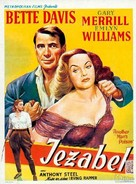 Jezebel - French Movie Poster (xs thumbnail)