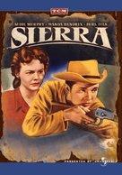 Sierra - DVD cover (xs thumbnail)