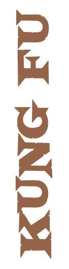 """Kung Fu"" - Logo (xs thumbnail)"