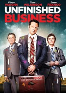 Unfinished Business - DVD movie cover (xs thumbnail)