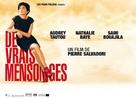 De vrais mensonges - French Movie Poster (xs thumbnail)