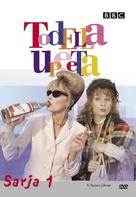 """""""Absolutely Fabulous"""" - Finnish DVD movie cover (xs thumbnail)"""