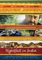 Anochece en la India - Movie Poster (xs thumbnail)