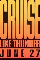 Days of Thunder - Movie Poster (xs thumbnail)