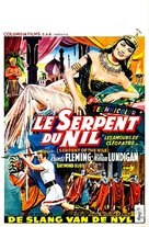 Serpent of the Nile - Belgian Movie Poster (xs thumbnail)