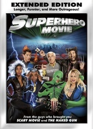 Superhero Movie - DVD movie cover (xs thumbnail)
