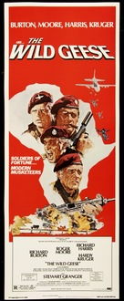 The Wild Geese - Movie Poster (xs thumbnail)