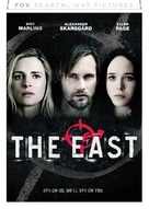 The East - DVD cover (xs thumbnail)