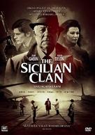 Le clan des Siciliens - Finnish DVD cover (xs thumbnail)