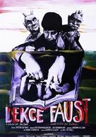 Faust - Czech Movie Poster (xs thumbnail)