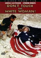 Touche pas à la femme blanche - DVD cover (xs thumbnail)