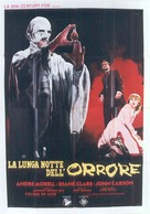 The Plague of the Zombies - Italian Movie Poster (xs thumbnail)