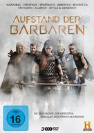 """Barbarians Rising"" - German DVD movie cover (xs thumbnail)"