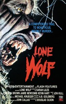 Lone Wolf - VHS movie cover (xs thumbnail)