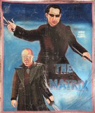 The Matrix - Ghanian Movie Poster (xs thumbnail)