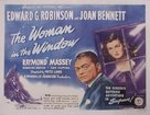 The Woman in the Window - Movie Poster (xs thumbnail)