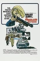 The Sugarland Express - Movie Poster (xs thumbnail)