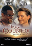 In My Country - French Movie Cover (xs thumbnail)