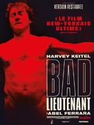 Bad Lieutenant - French Re-release movie poster (xs thumbnail)