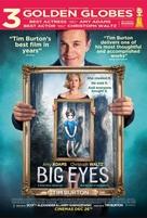 Big Eyes - British Movie Poster (xs thumbnail)