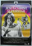 Jesus Christ Superstar - Swedish Movie Poster (xs thumbnail)