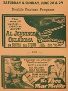 Al Jennings of Oklahoma - Combo poster (xs thumbnail)
