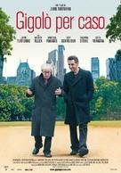 Fading Gigolo - Italian Movie Poster (xs thumbnail)
