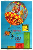 Around the World in Eighty Days - Movie Poster (xs thumbnail)