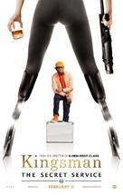 Kingsman: The Secret Service - Movie Poster (xs thumbnail)