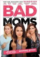 Bad Moms - Swiss Movie Poster (xs thumbnail)