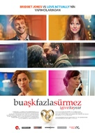 I Give It a Year - Turkish Movie Poster (xs thumbnail)
