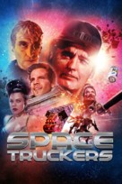 Space Truckers - British Movie Cover (xs thumbnail)